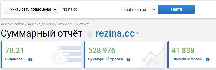 видимость rezina.cc